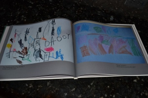 Sample of the interior pages.